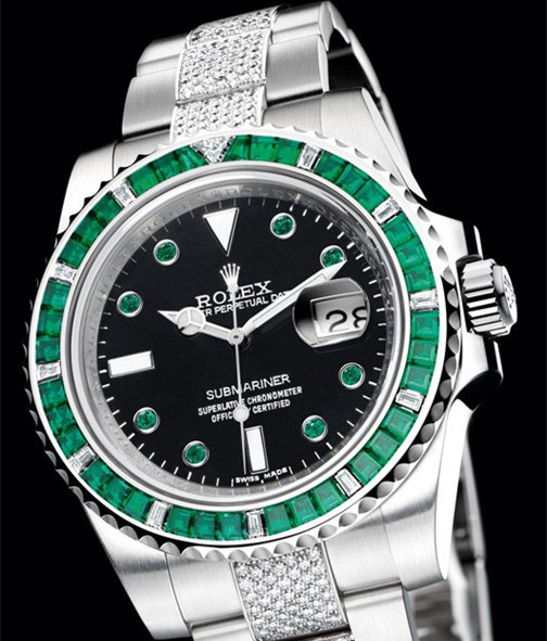 Rolex Oyster Perpetual Submariner Replica 116649 Watches With Black Dials