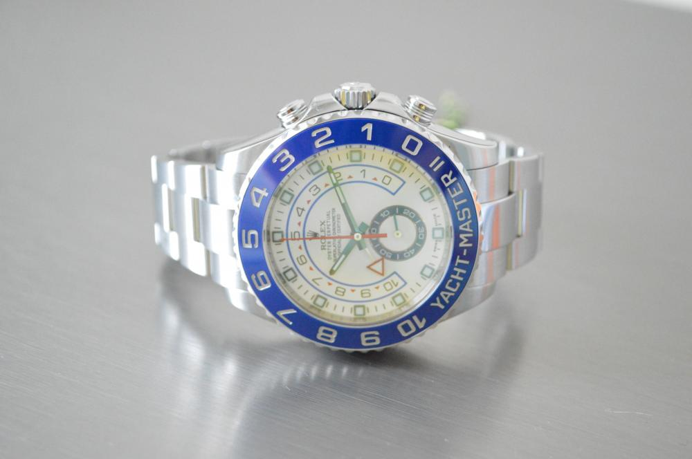 Rolex Yacht-Master Replica Watches With Blue Ceramic Bezels
