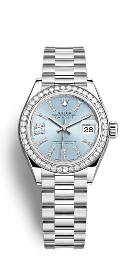 Diamonds plating fake Rolex watches are quite luxury.