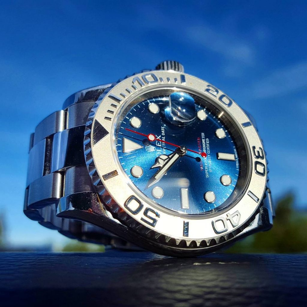 Rolex fake watches for men are in high quality.