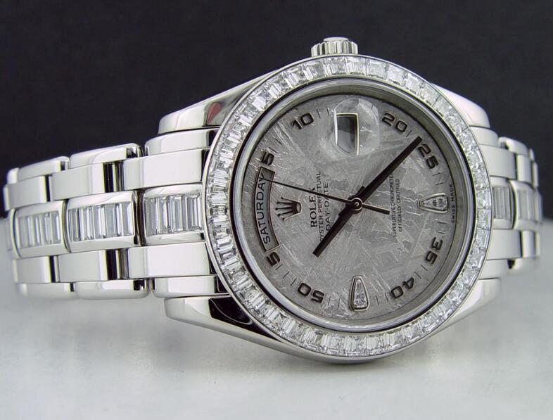 Swiss-made knock-off watches are brilliant for the diamonds.